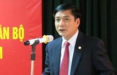 Ông Bùi Văn Cường giữ chức Bí thư Đảng đoàn Tổng LĐLĐ Việt Nam