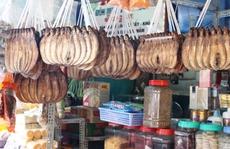 Chợ Campuchia có từ những năm 1970 ở Sài Gòn