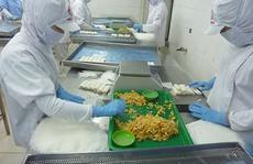 Hấp dẫn thực phẩm chế biến Cầu Tre