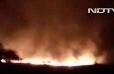 Cháy kho vũ khí lớn thứ 2 châu Á