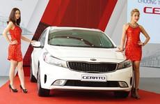 Kia Cerato 2016 thay thế K3 có giá từ 615 triệu đồng