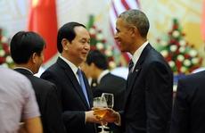 Tổng thống Obama ví dân tộc Việt như hoa Sen mọc lên từ bùn lầy