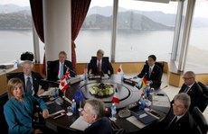 G7 quan ngại Trung Quốc