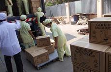 Xuất khẩu trứng giúp nông dân ổn định giá bán