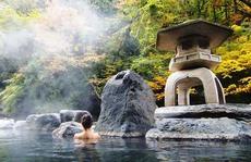 Mùa thu bên suối khoáng nóng Hakone