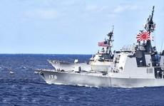Nhật Bản tăng sức mạnh quân sự