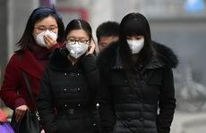 Khí độc xâm chiếm Trung Quốc