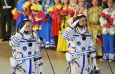 Trung Quốc tăng tốc ra không gian