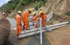 Bảo đảm an toàn lưới điện mùa mưa bão