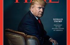 Tổng thống đắc cử Donald Trump 'mọc sừng'