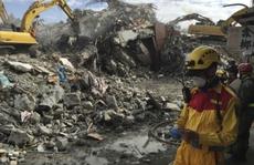 Bé gái gốc Việt thiệt mạng trong vụ sập chung cư Đài Loan