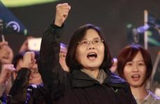 Bà Thái Anh Văn cảnh báo Trung Quốc