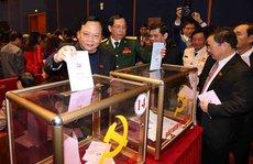 Danh sách 200 người trúng cử Trung ương khóa XII