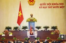 Tổng thư ký QH nói về việc đại biểu chụp hình lúc tuyên thệ