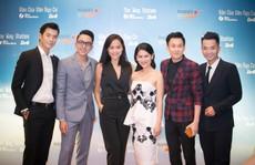 Dàn sao chúc mừng Hồng Ánh cùng 'Đảo của dân ngụ cư'