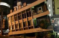 Động đất mạnh tiếp tục tấn công Nhật Bản