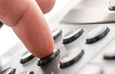Mã vùng điện thoại cố định thay đổi từ ngày 11-2-2017