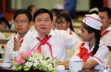 Bí thư Đinh La Thăng truy hỏi Giám đốc Sở GD-ĐT TP HCM