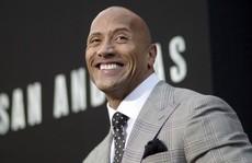 Tài tử 'The Rock' muốn tranh cử tổng thống