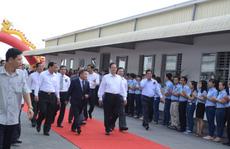 Thủ tướng dự khởi công hàng loạt nhà máy ở Kiên Giang
