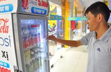 Thú vị tủ bán nước ngọt không người thu tiền ở Sài Gòn