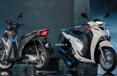 Honda SH 2017 chính thức ra mắt tại Việt Nam