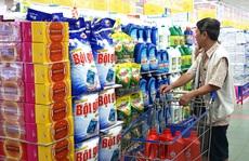 Cuối tuần siêu thị giảm giá mạnh bột giặt, dầu gội...