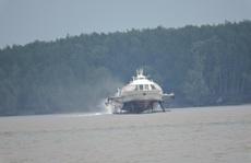 Tàu cánh ngầm TP - Vũng Tàu ngừng hoạt động sau 20 năm