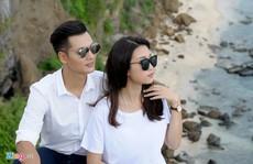 Hoa hậu Đỗ Mỹ Linh 'tình tứ' với Đức Tuấn ở Lý Sơn