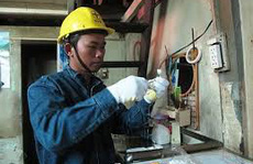 Tuyên truyền về mua điện đúng giá cho người lao động