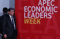 Tổng thống Duterte lại tránh mặt ông Obama?