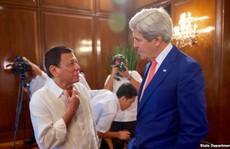 Tổng thống Philippines 'xúc phạm' đại sứ Mỹ