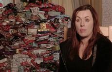 Người mẹ mua 'núi' quà Giáng sinh cho con gây bão mạng