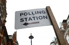 Nước Anh u ám trong ngày bỏ phiếu rời khỏi EU