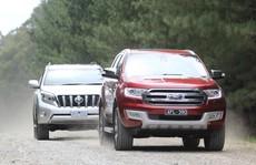 Vì sao Ford Everest tăng giá lên gần 2 tỉ đồng sau luật thuế mới?