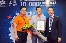 FPT Software đạt 10.000 nhân viên