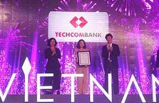 Techcombank được vinh danh Doanh nghiệp có chính sách nhân sự xuất sắc