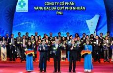 PNJ được vinh danh Thương hiệu quốc gia năm 2016