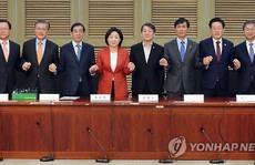 Bà Park lún sâu vào bê bối chính trị