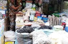 Tràn ngập hàng khô Trung Quốc