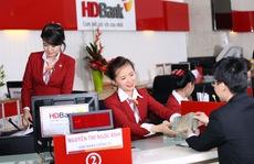 HDBank chia cổ tức 10% bằng tiền mặt