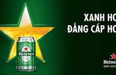 """Heineken với thiết kế mới """"Xanh hơn, đẳng cấp hơn"""""""