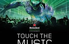 Heineken mang đến trải nghiệm trong mùa lễ hội