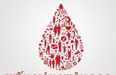 348 CNVC-LĐ tham gia hiến máu tình nguyện