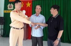 Vụ tai nạn ở đèo Bảo Lộc: Cảm ơn hai tài xế dũng cảm