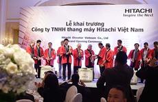 Hitachi mở rộng kinh doanh tại Việt Nam