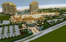 The Grand Hồ Tràm strip xây dựng tòa khách sạn thứ hai