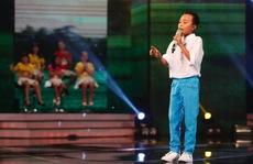 """""""Cậu bé hát đám cưới"""" vào tốp 10 """" Việt Nam Idol Kids"""""""