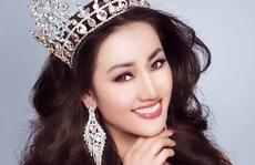 Tracy Hằng Nguyễn đại diện Việt Nam dự thi Mrs World 2016