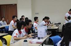 Vòng chung kết Hội thi Tin học trẻ
